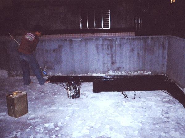 屋頂防漏工程