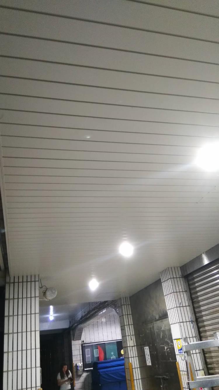 金屬障板天花板