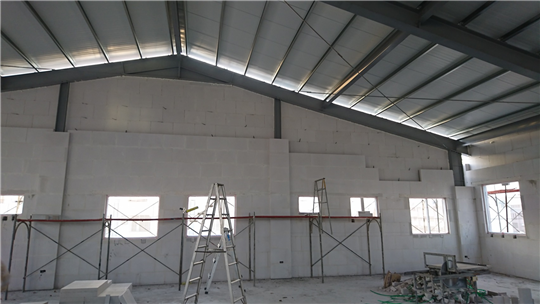 白磚施工現場-1