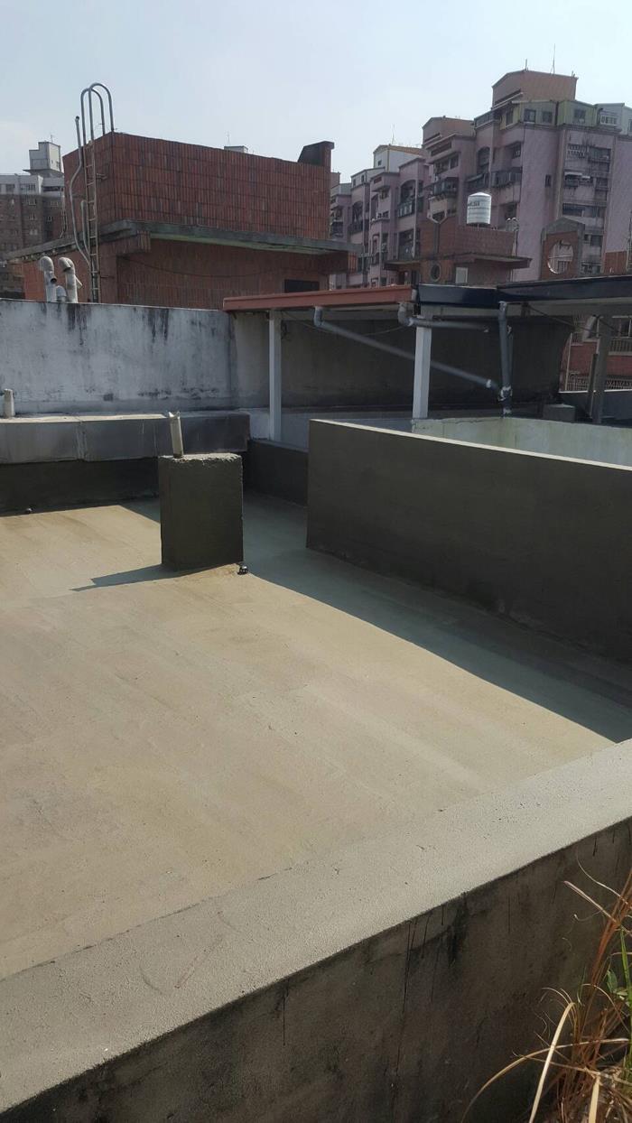 新竹屋頂防水工程
