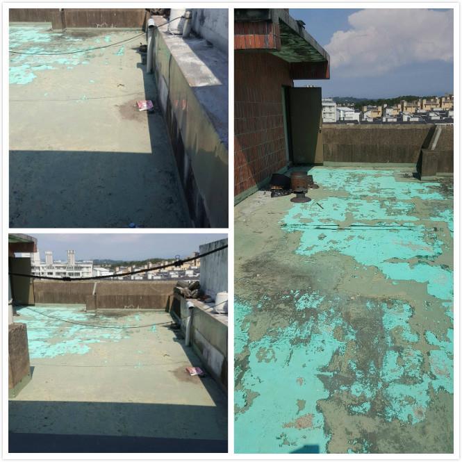 住家屋頂防水