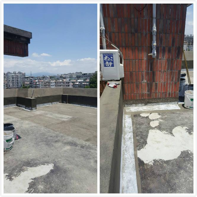 大樓屋頂防水