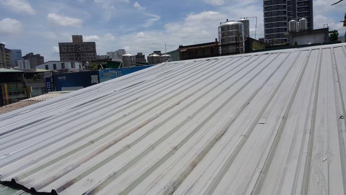 新竹鐵皮屋防水工程