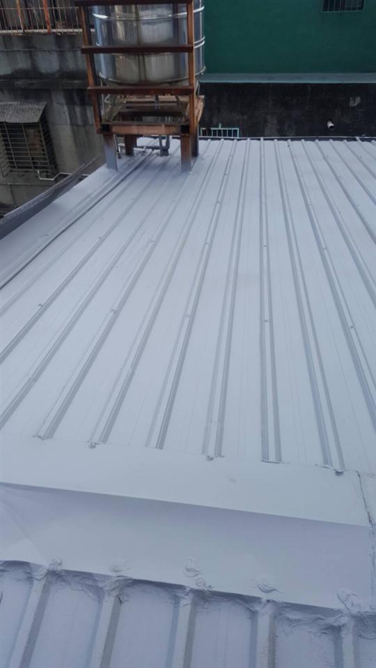 大台北鐵皮屋防水工程