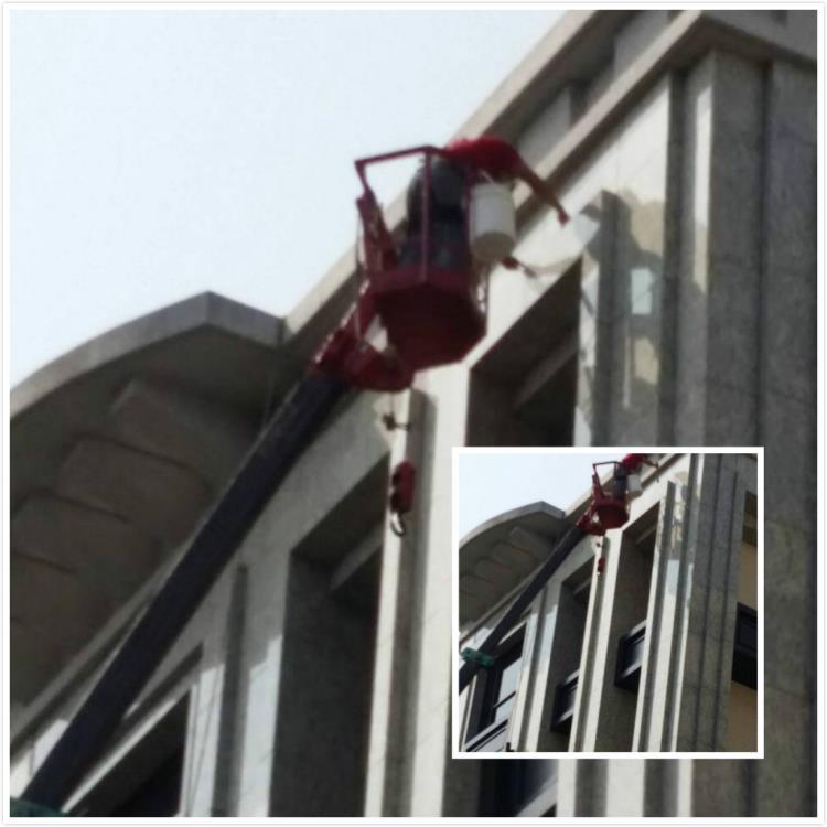 社區安裝防鳥刺工程
