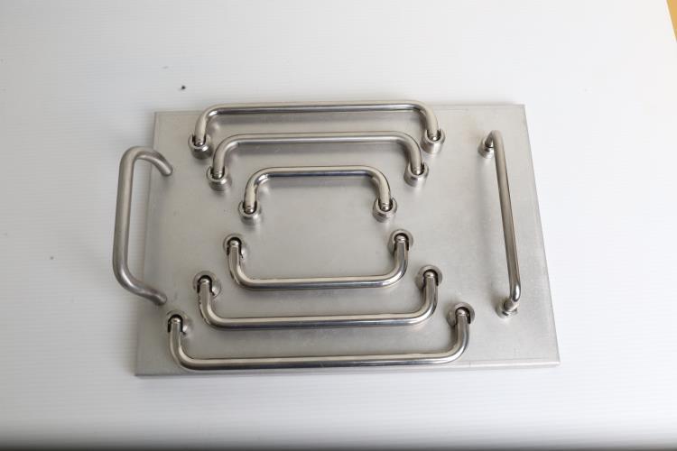 不鏽鋼可彎曲活動把手