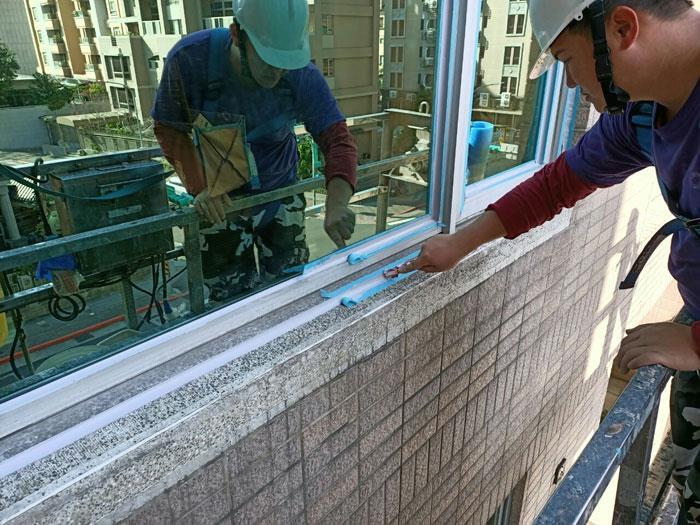 新北市窗框矽利康更新