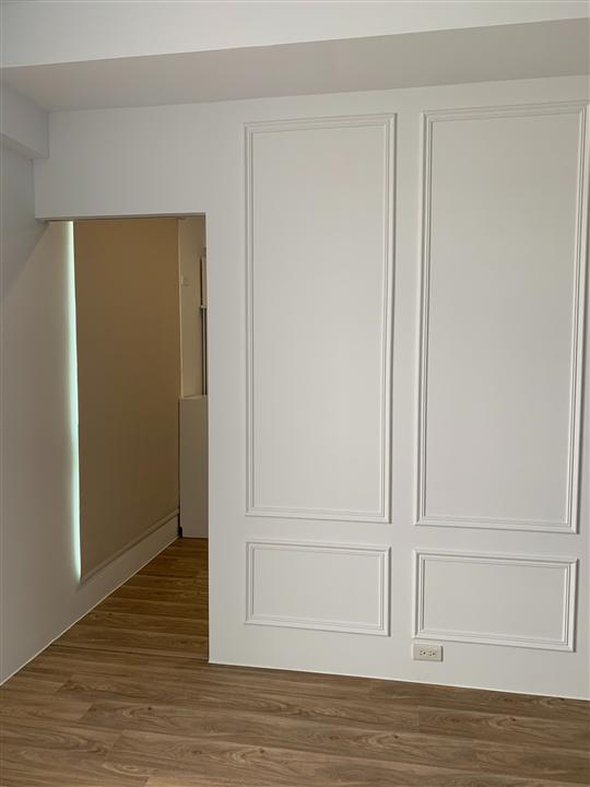 臥室牆面隔間設計