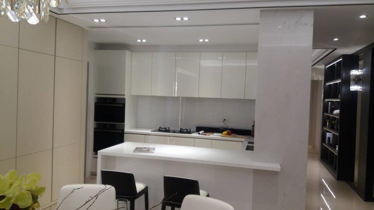 廚房廚櫃規劃設計