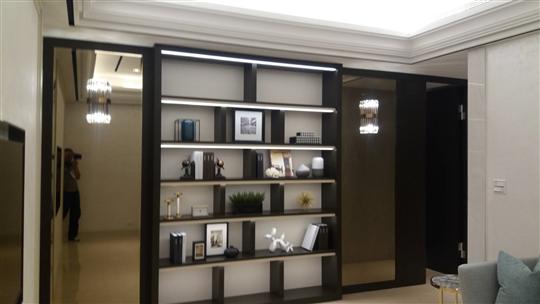 客廳牆面櫥櫃規劃設計
