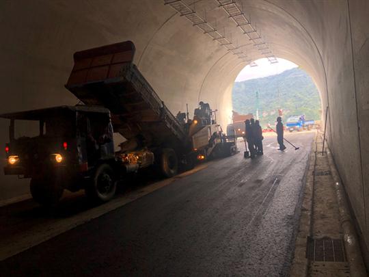 亞翔&互助南化水庫通達隧道