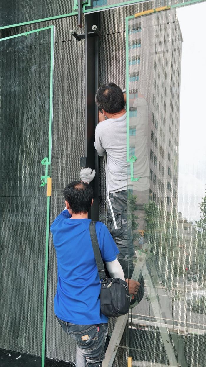 新北市玻璃安裝工程
