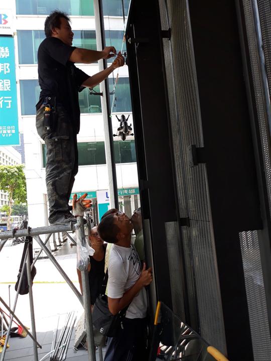 板橋區玻璃安裝工程