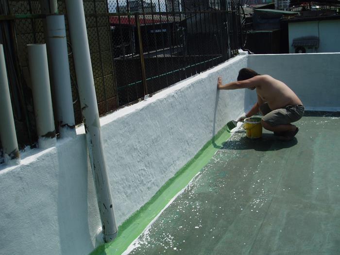 新北市屋頂防水工程