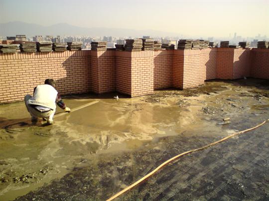 大台北屋頂防水工程