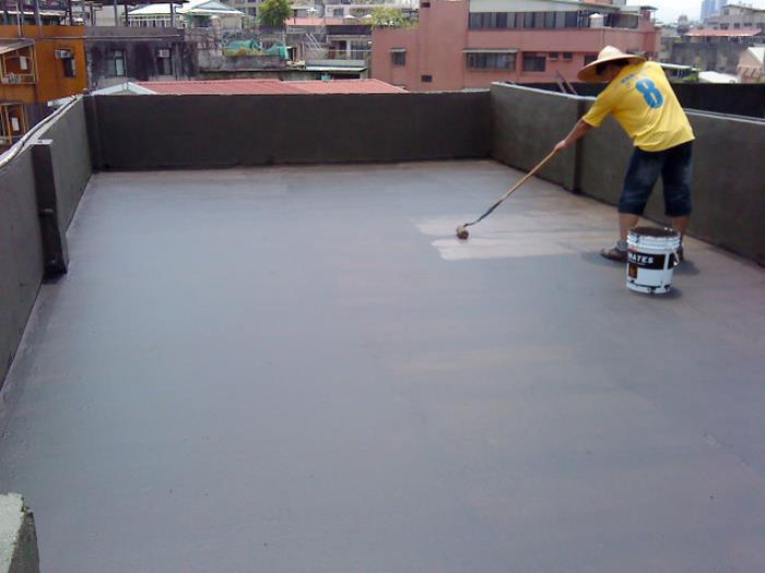 板橋區屋頂防水工程