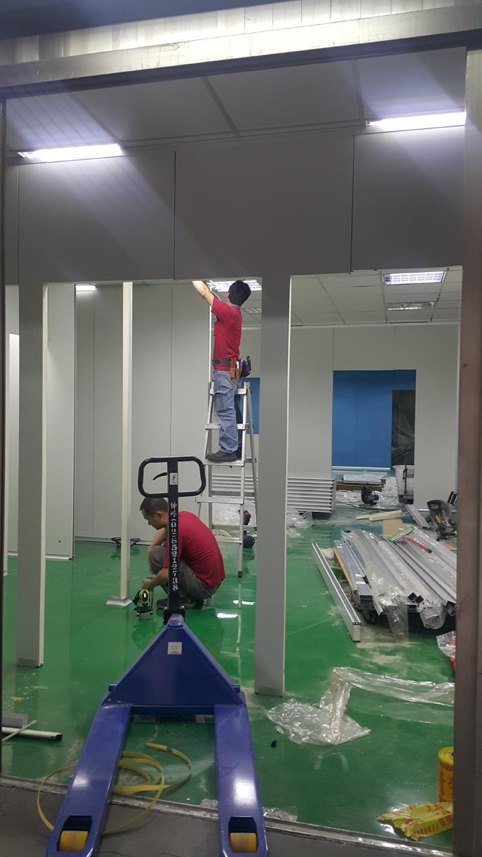 新北市工廠規劃施工