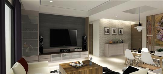 南投居家空間設計、南投室內裝潢、南投居家室內設計