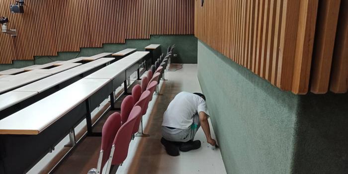 台大講堂區-環境清潔