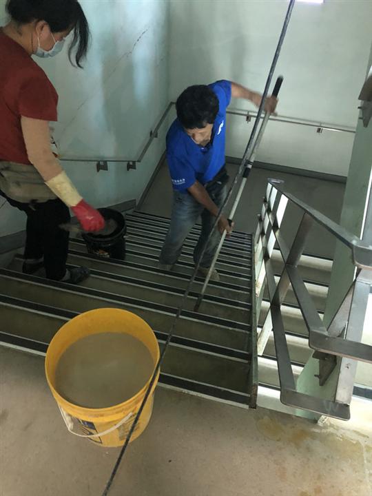 台科大-環境清潔