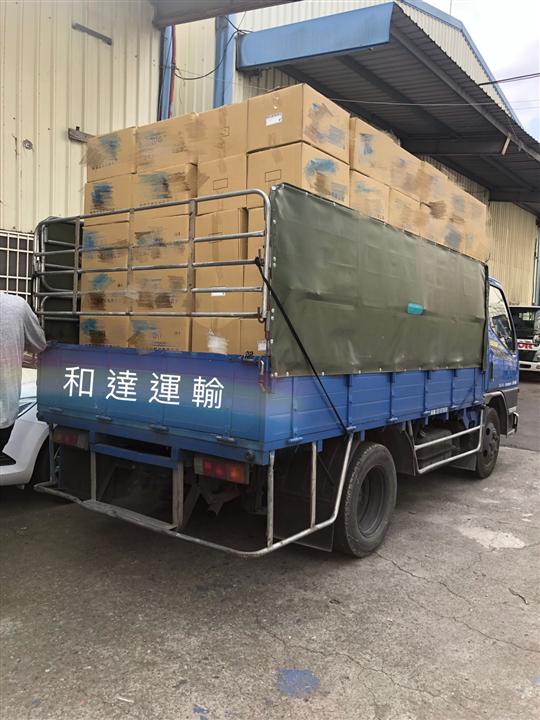 3.5噸貨車