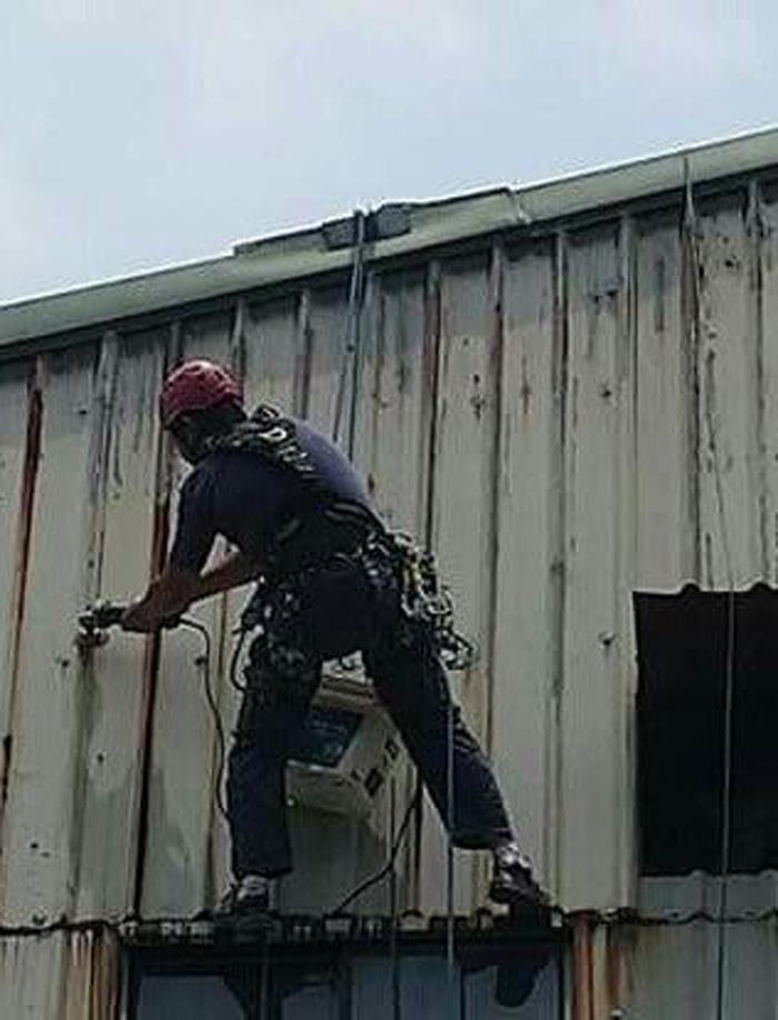 外牆修繕抓漏防水