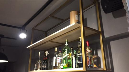 大台北室內客製桌架