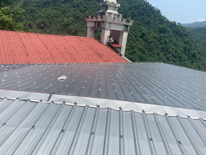 新北市不鏽鋼屋頂加蓋