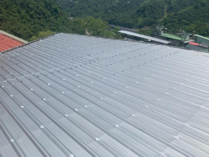 新店不鏽鋼屋頂加蓋