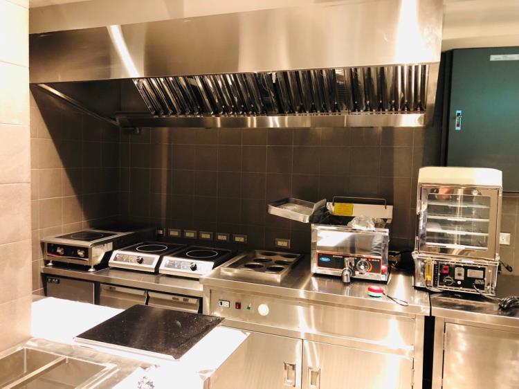 各式料理爐具-電力式廚具