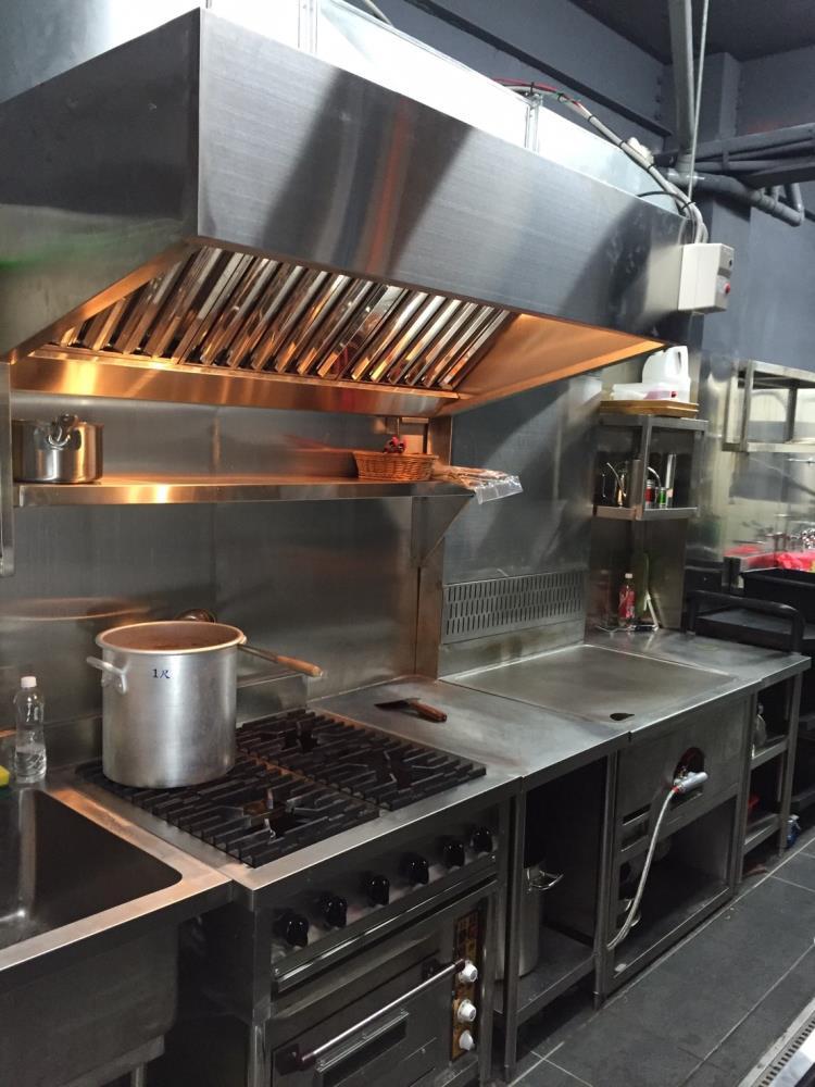 西餐廚房設備