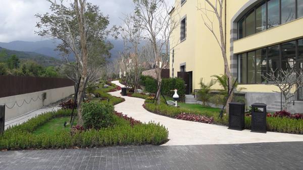 1-園藝造景、造園景觀施工