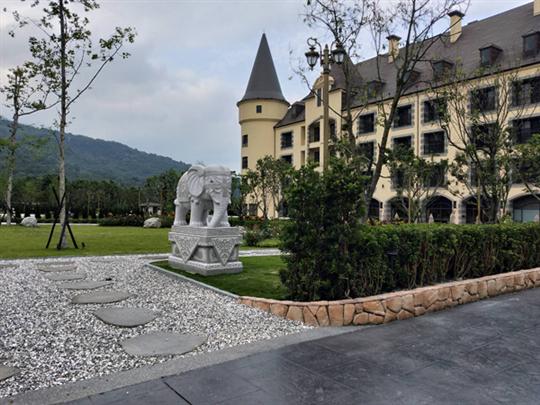 4-景觀綠化設計、歐式庭園