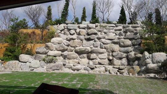 7-台北假山水池、生態造景