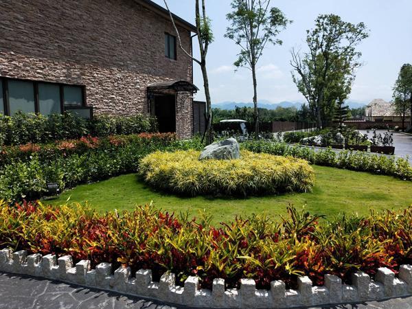 8-假山水池造景、庭園造景工程