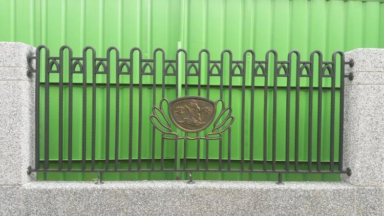 手工鍛造鐵花