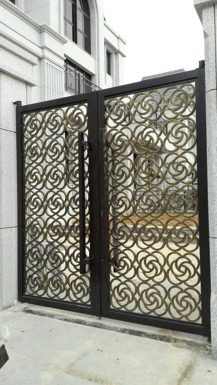 庭園鍛造門