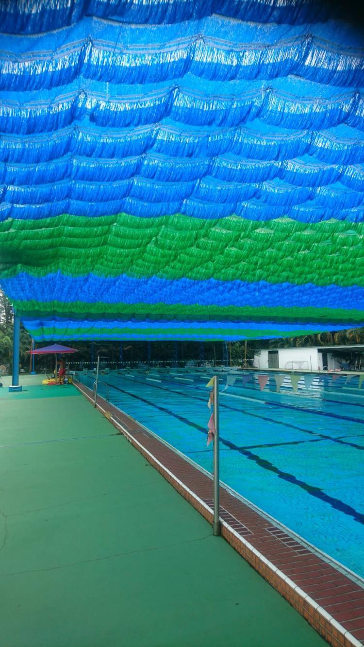 游泳池遮陽網_台灣大學動力系統更新