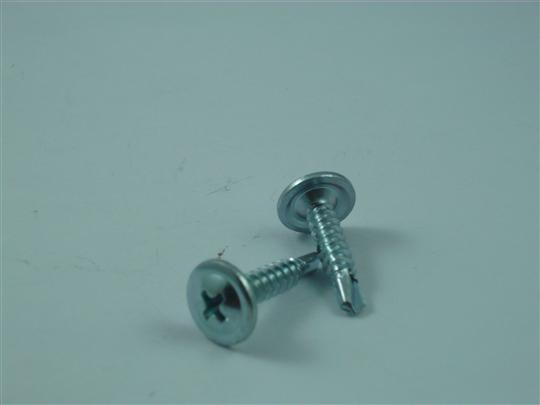 9-鈕扣頭鑽尾螺絲