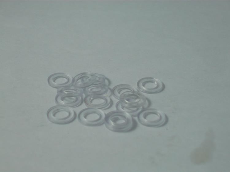23-塑膠華司