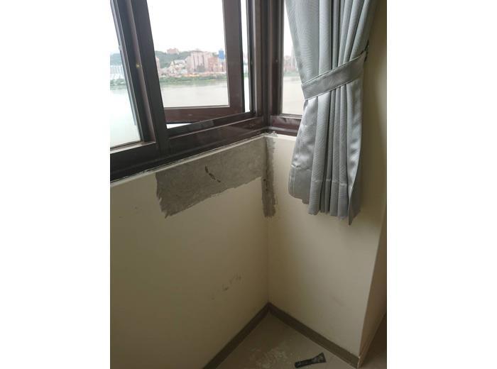 八里龍米路-壁癌/外牆防水