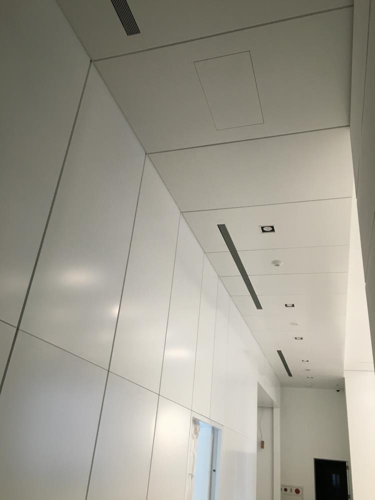 氟碳烤漆鋁板牆