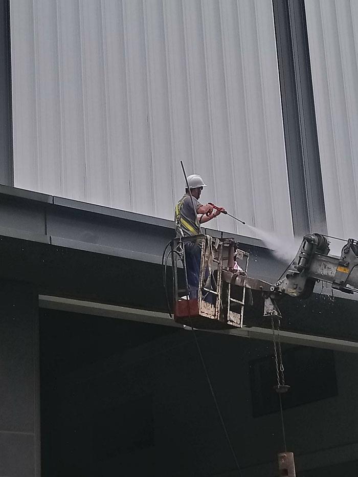 板橋區高壓清洗
