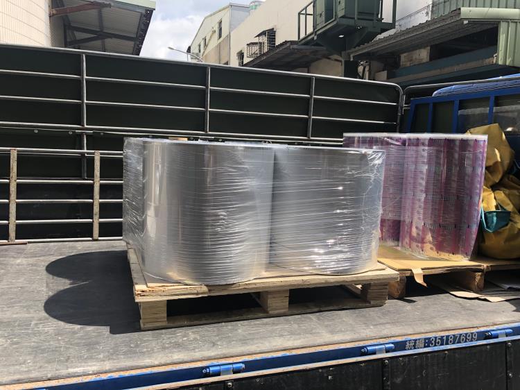 貨品細心包裝運送