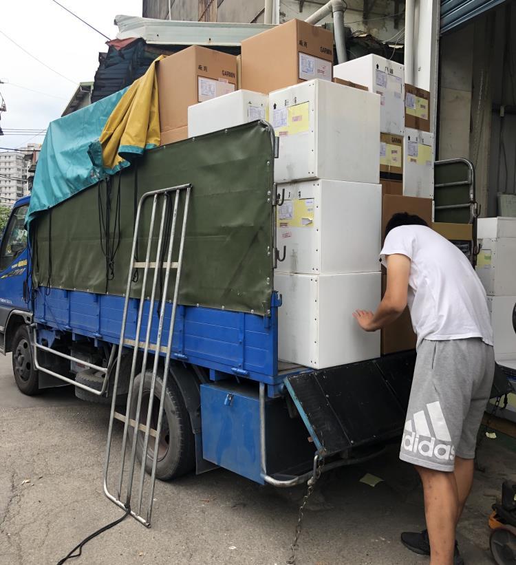 貨品超值運送