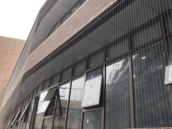 1-大樓隱形鐵窗、安全防墜網、防護網0917-762-979