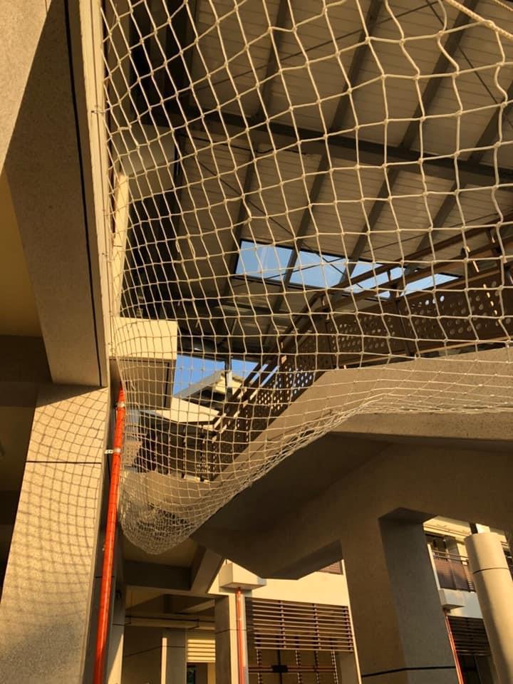 50-樓梯安全網、天井防墜網0917-762-979