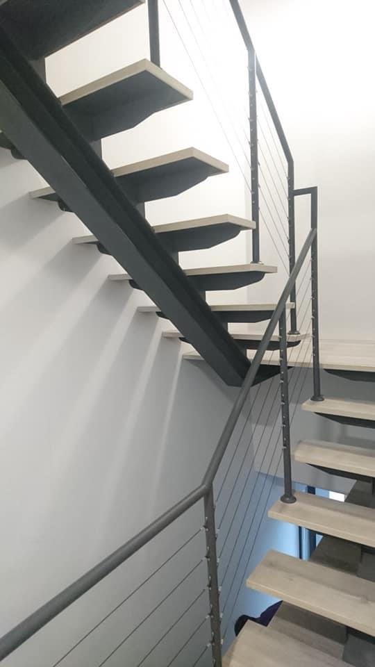 23-樓梯隱形防墜網、樓梯隱形防護網0917-762-979