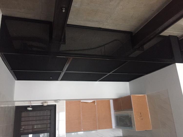 (工業風)天花板設計