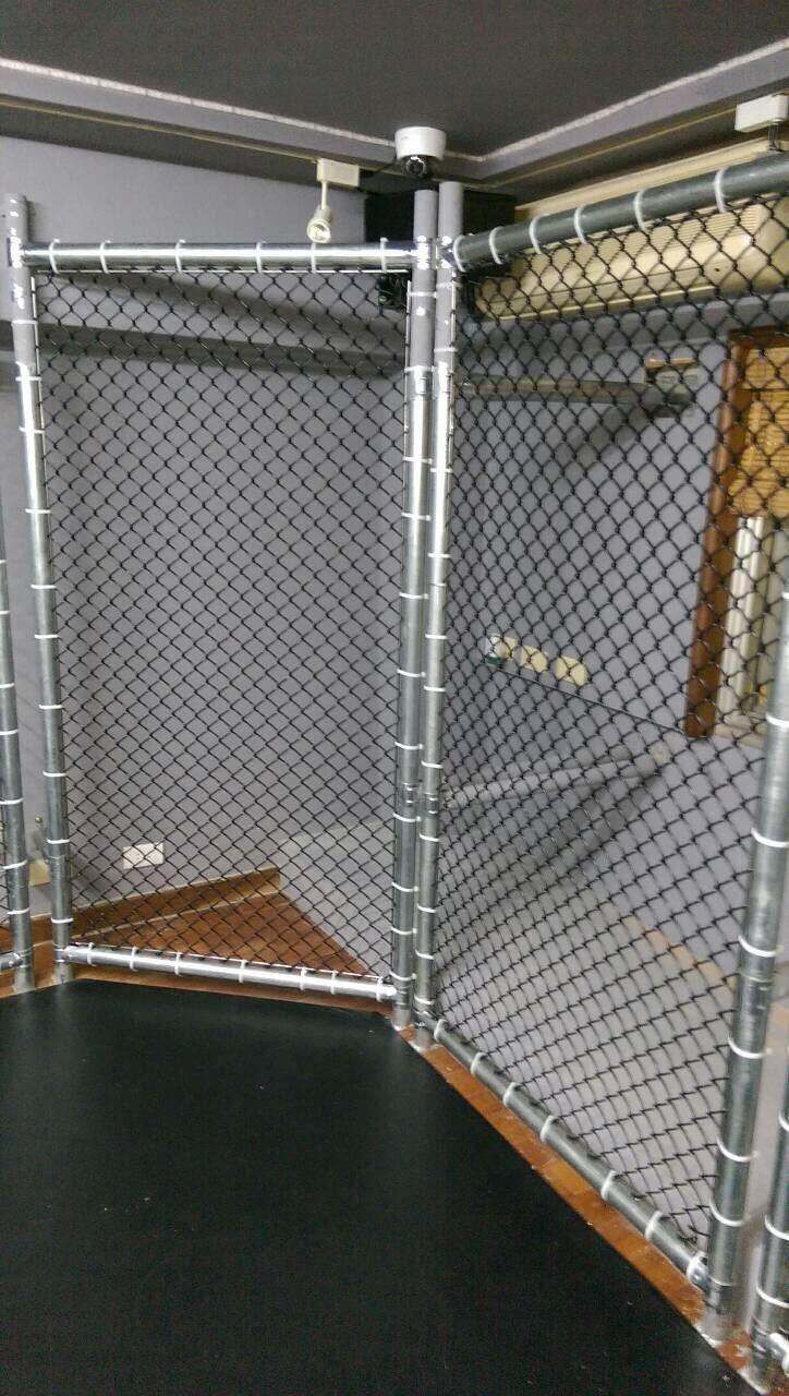(工業風)MMA鐵籠